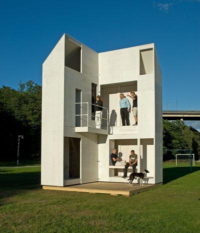 Arkitektur  Stens små hus  Sida 2